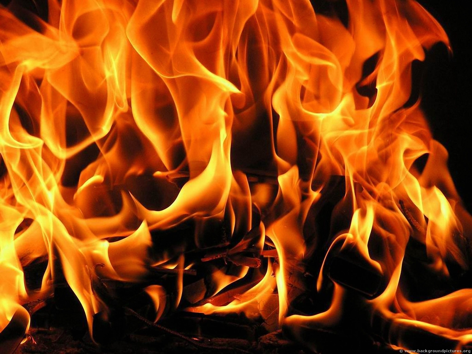 Fire image reference