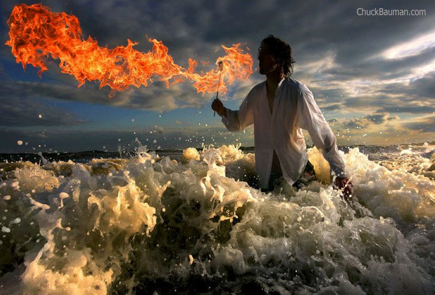 surf flame breathing