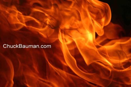 Flames flames flames